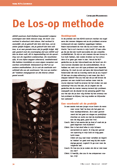 De los-op methode – Artikel