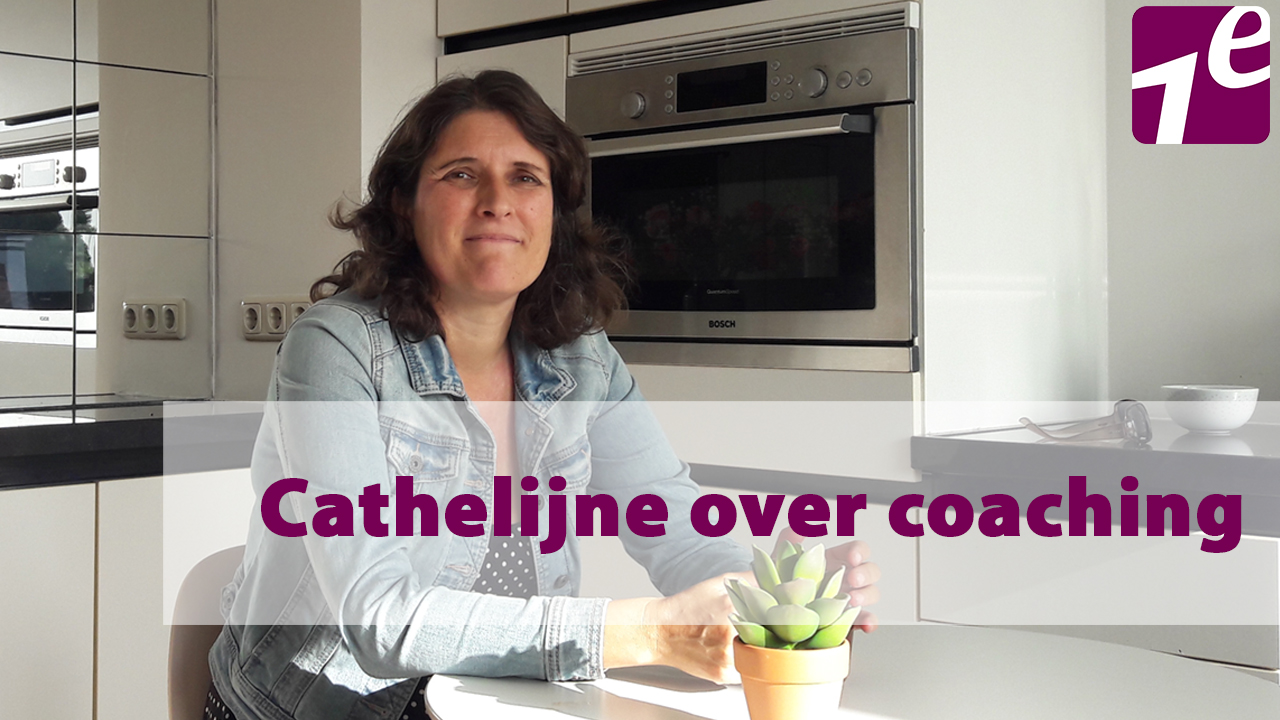 Coaching 3 stappen – video Cathelijne