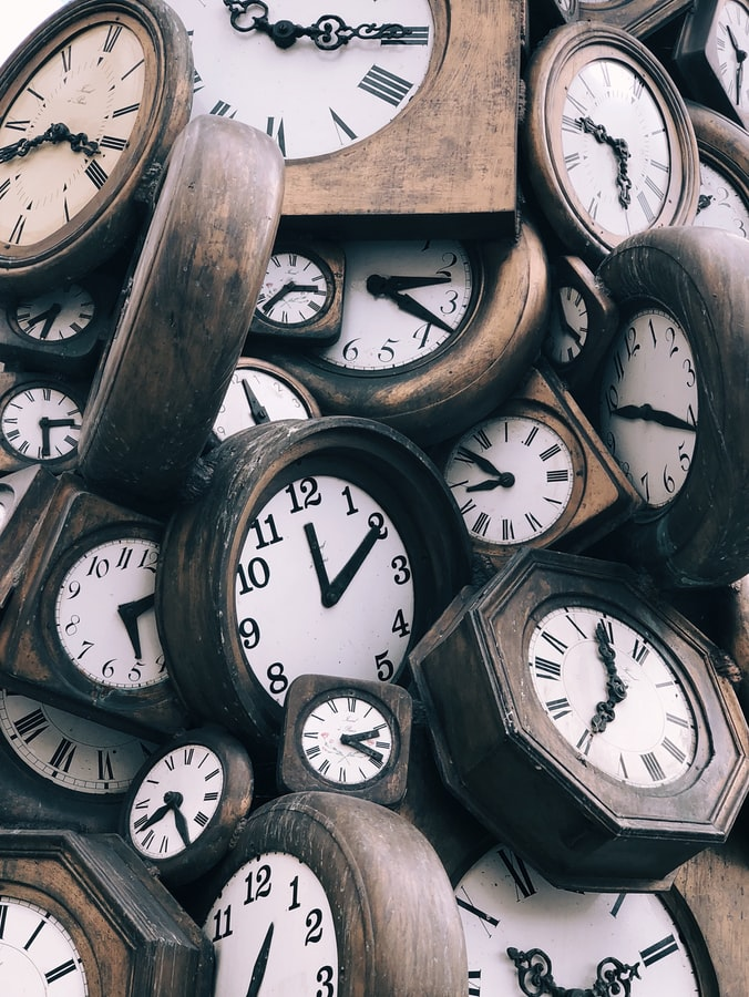 NLP, Hoe laat? Wanneer? Over de persoonlijke beleving van tijd