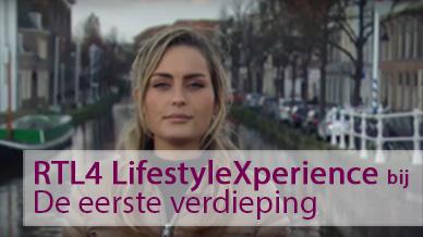 LifestyleXperience RTL4 bij De eerste verdieping