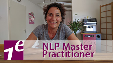 Renee over NLP Master Practitioner