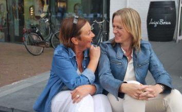Jolanda van Millingen en Nathalie van Dam, De eerste verdieping NLP opleidingen
