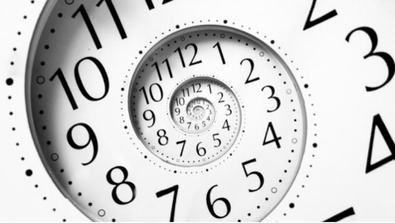 Tijd. Hoe laat? Wanneer? Over de persoonlijk beleving van tijd