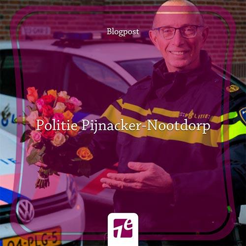 Politie Pijnacker-Nootdorp – Blog Cathelijne