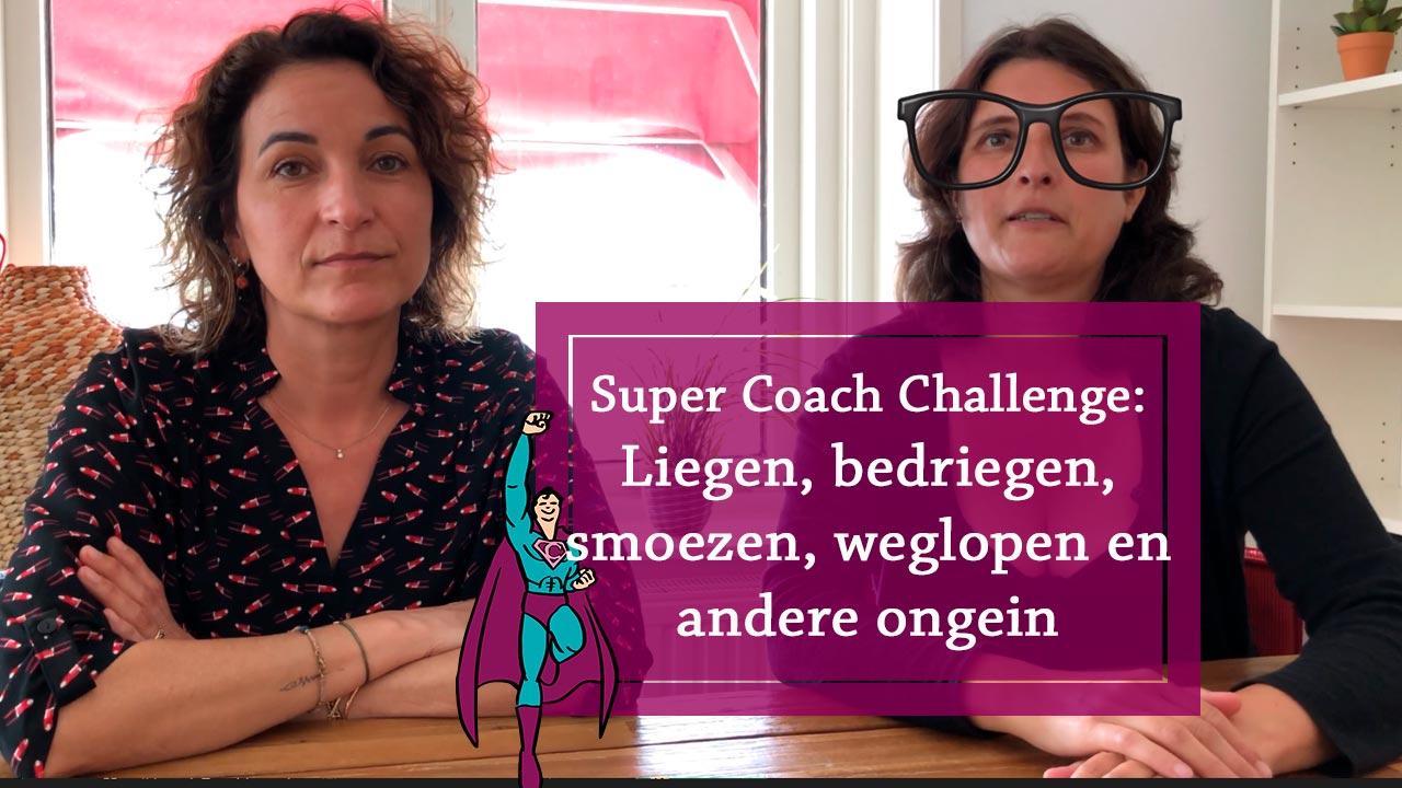 Liegen bedriegen – Super Coach Challenge