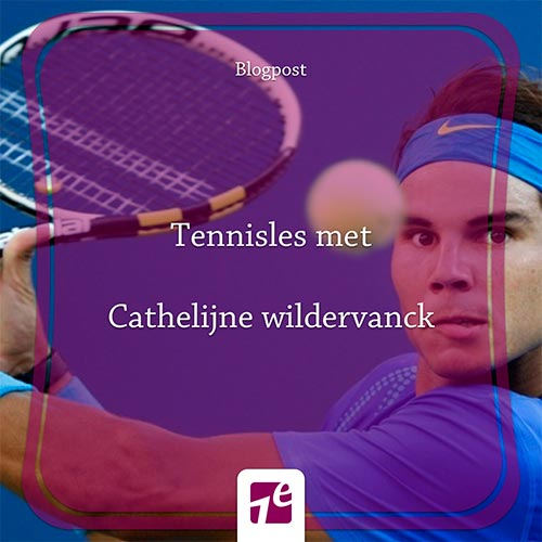 Tennisles – Blog van Cathelijne Wildervanck
