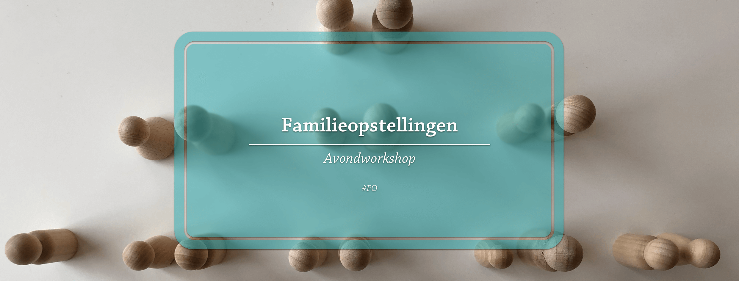familieopstellingen