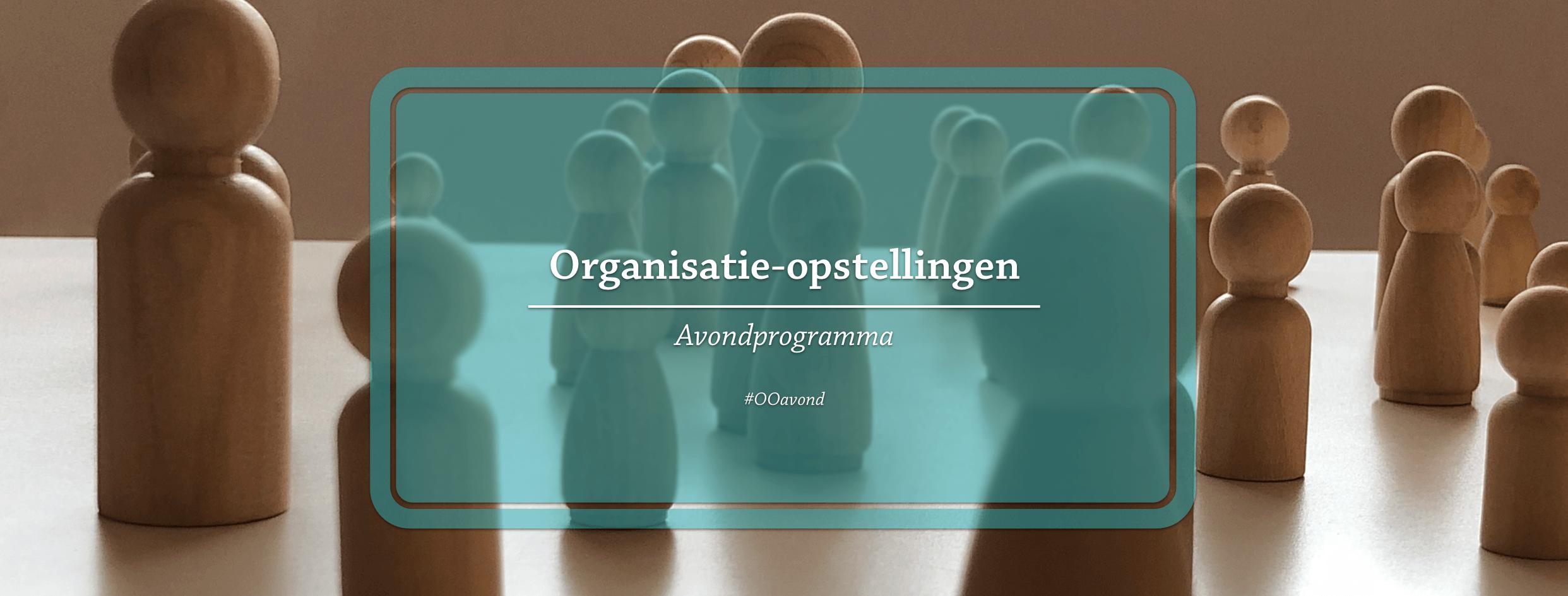 Organisatieopstellingen