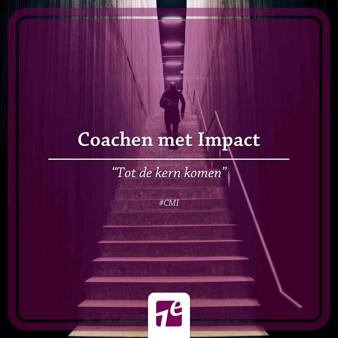 Coachen met Impact - Leergang - mobile- NLP - Systemisch Werk - persoonlijke groei
