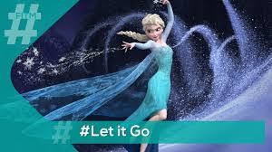 Let it go, let it go