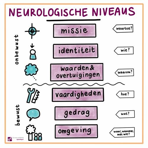 Podcast 30. Neurologische Niveaus En Je Roeping